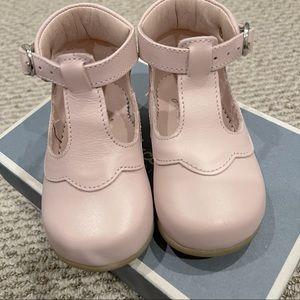 Jacadi Baby girl T-strap shoes